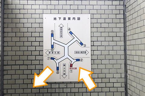 地図があります